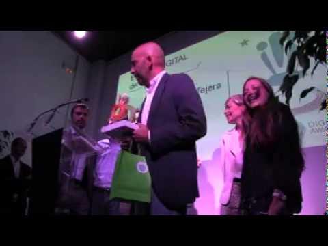 Premios Digital Awards 2015 y cambio nombre OMExpo a Futurizz