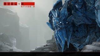 Evolve Бегемот-Ледник