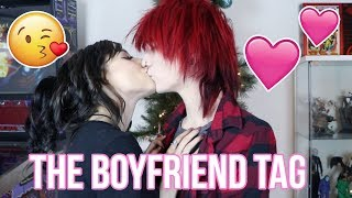 THE BOYFRIEND TAG!! | Alex Dorame & Johnnie Guilbert