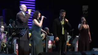 "NEW YORK VOICES ""on a clear Day""  at Java Jazz Festival"