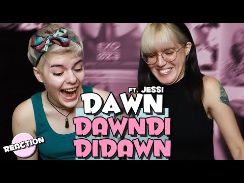 DAWN - DAWNDIDIDAWN (FEAT. JESSI) ★ MV REACTION