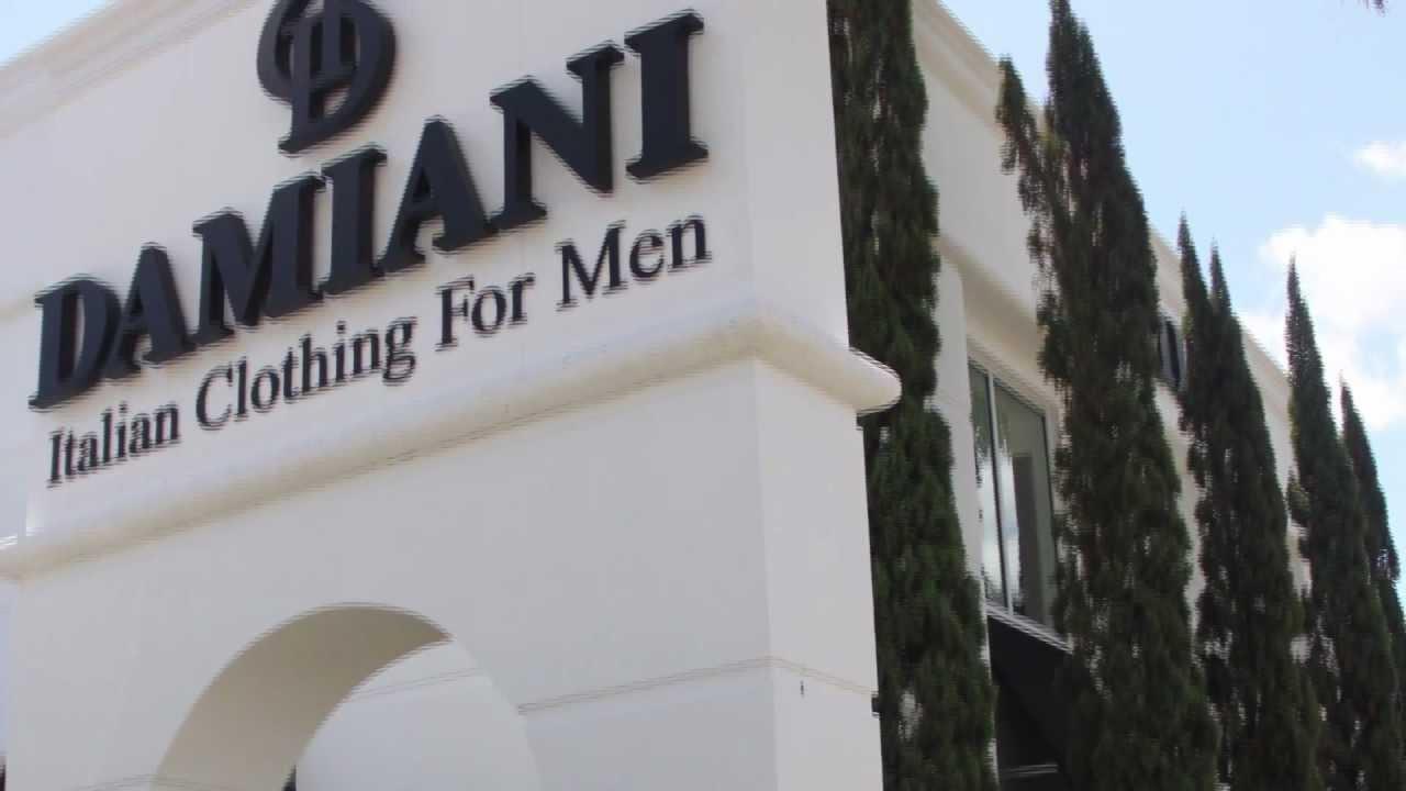 Damiani Clothing Store