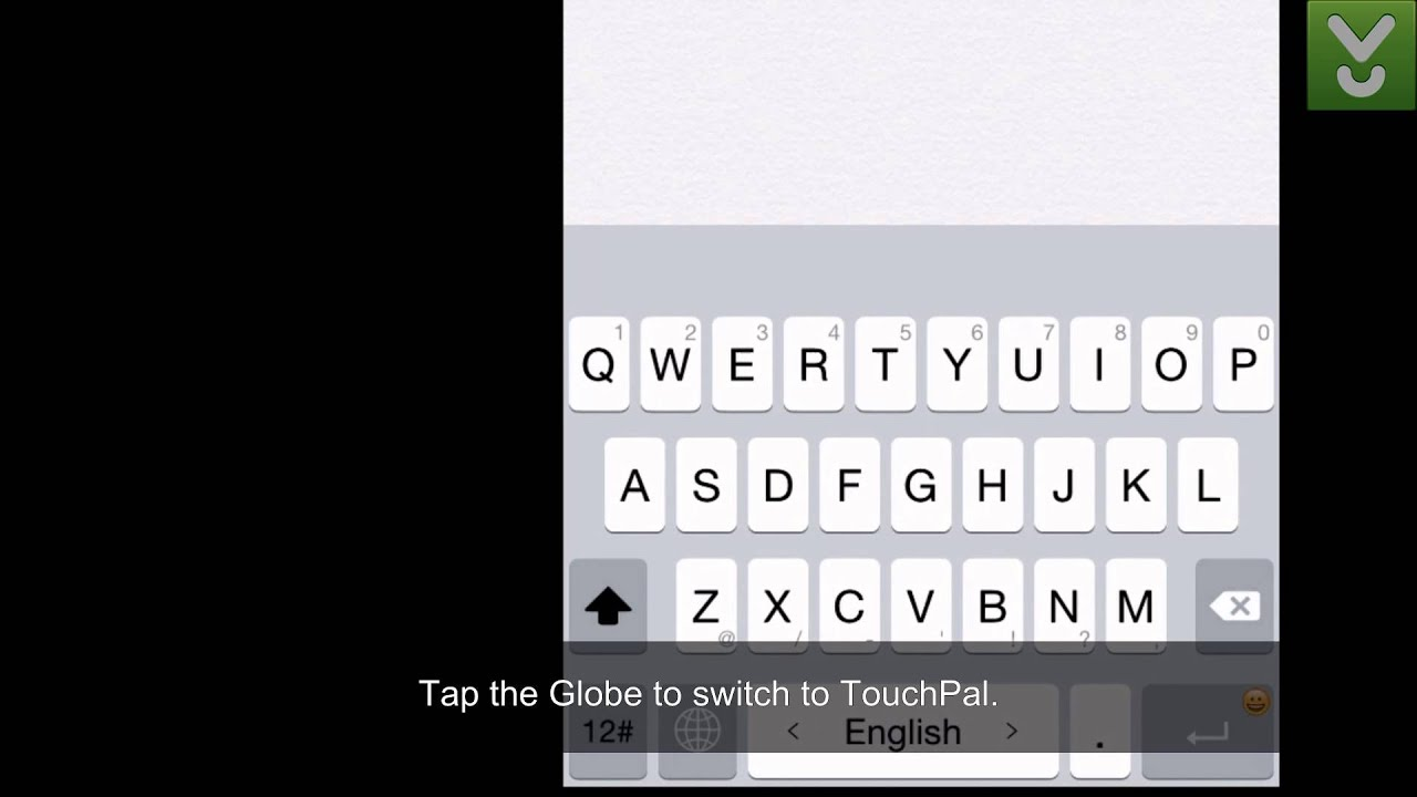 TouchPal - Use a gesture/swipe keyboard for your iOS device - Download  Video Previews