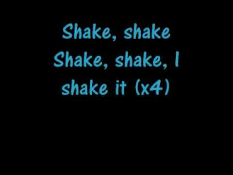Metro Station - Shake It (Lyrics)