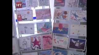 «Война глазами современников в рисунках на марку» выставка под таким названием открылась