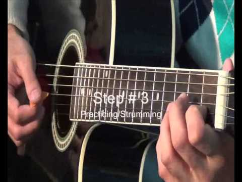 Free Tip # How to play simple C Major chord on Guitar - YouTube
