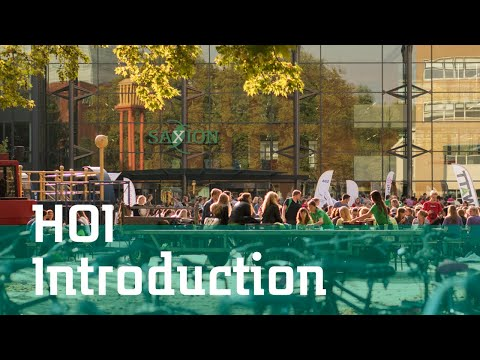 HOI Introduction 2017  | Saxion University of Applied Sciences