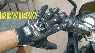 Complete review for Pro-Biker Motorcycle Bike Hand Gloves - full [BLACK] XL | Indian Consumer