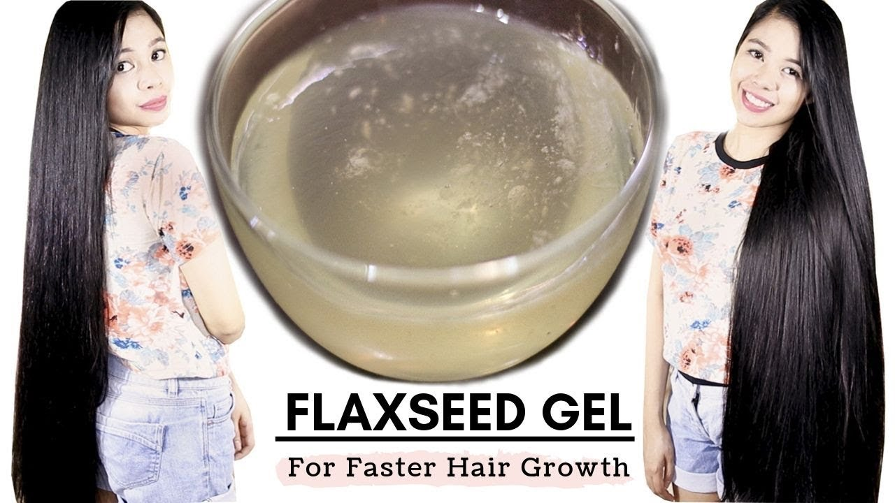 Download How To Make Flaxseed Gel For Faster Hair Growth -Easiest Method! Beautyklove