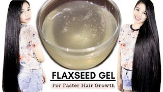 How To Make Flaxseed Gel For Faster Hair Growth -Easiest Method! Beautyklove