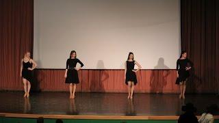 """Анатомия танца. """"Самба белого мотылька"""". СГМУ. Областная студенческая весна 2017. (В.Меладзе)"""