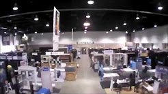 Jacksonville Home and Patio Show - under construction