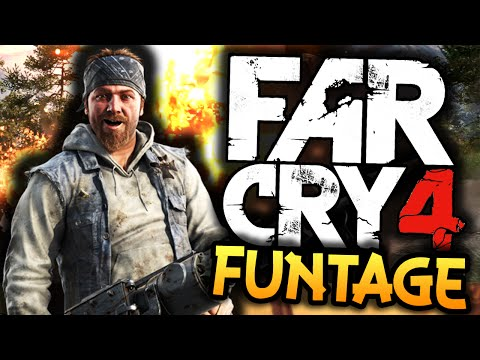 Far Cry 4: Funtage! - (FC4 Funny Moments Gameplay)