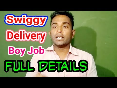 Swiggy Delivery Boy JOB, Salary & FULL Details in Hindi (How Swiggy