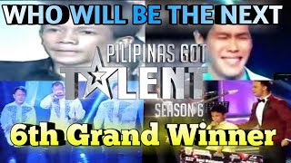 WHO WILL BE THE NEXT PILIPINAS GOT TALENT GRAND WINNER?