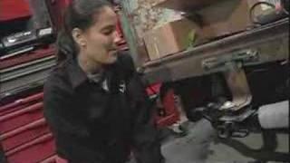 Kelle's 1954 Chevy Truck Blog 10: Body Upgrades V8TV-Video