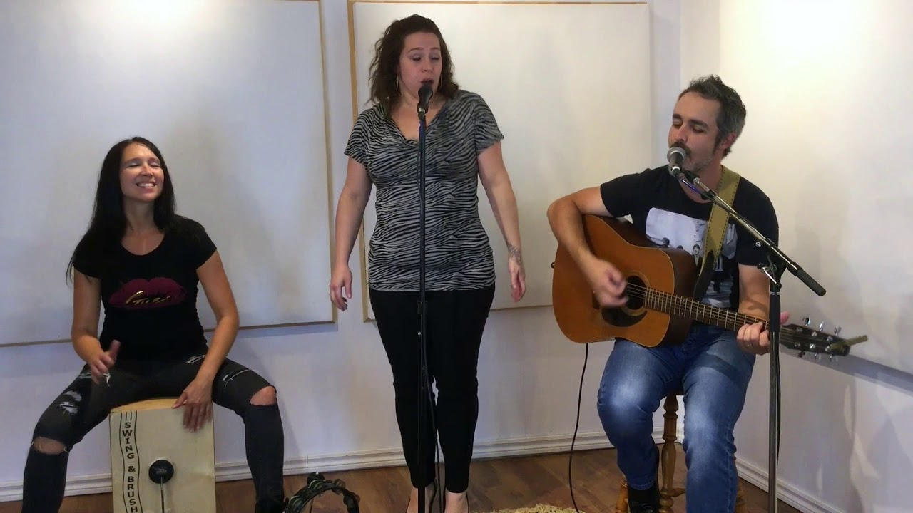 I'm yours cover by SoulMates trio