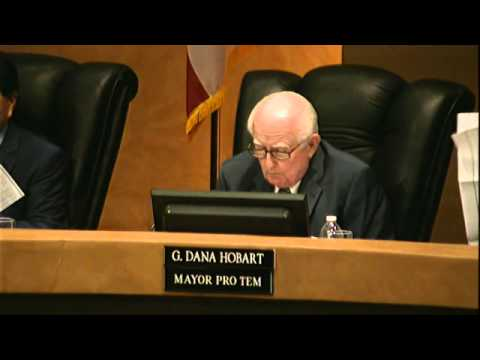 City of Rancho Mirage Council Meeting of May 15, 2014