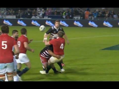 HD Full Highlights: 2017 British & Irish Lions v NZ Provincial Barbarians