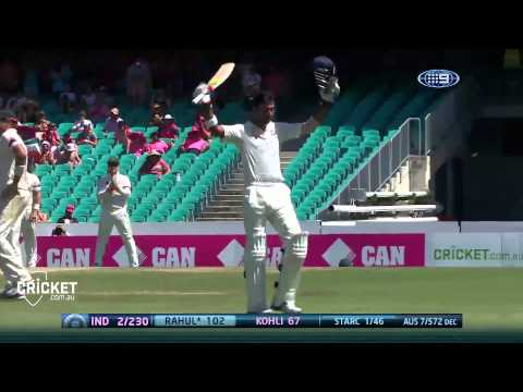 Fourth Test, day three highlights