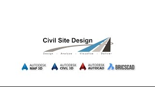 Civil Site Design Showreel