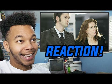 "Doctor Who Season 4 Episode 1 ""Partners in Crime"" REACTION!"