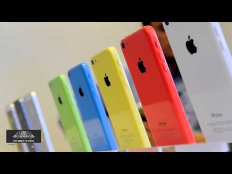 Sony Xperia Z1 Compact Vs Apple IPhone 5C - TOI