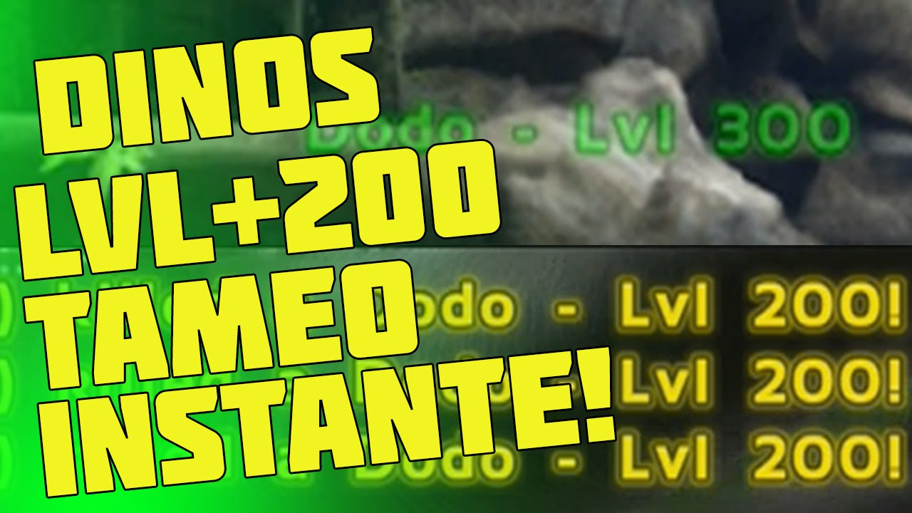 Dinos level 200 y tameo instantaneo ark survival evolved xbox one dinos level 200 y tameo instantaneo ark survival evolved xbox one espaol malvernweather Choice Image