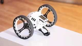 Parrot's Jumping Sumo Robot Can Roll and Hop