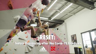 Reset: Part 1 - Indoor Bouldering after the Covid-19 Lockdown