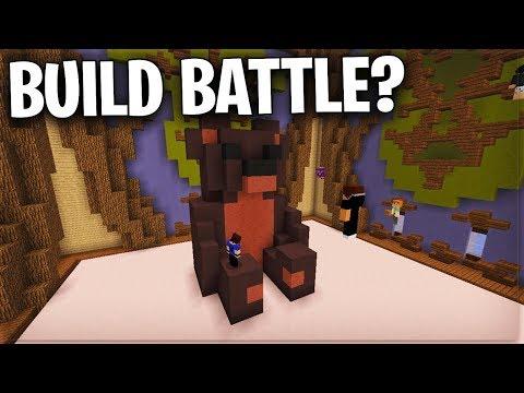 Was ist mit BUILD BATTLE? CROSS PLAY? - Minecraft #Update (Q&A)