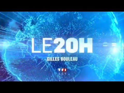 TF1 News Intros
