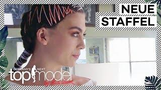 Diva-Alarm bei Christina? - Respektlose Star-Allüren vor dem Walk | GNTM 2018 | ProSieben