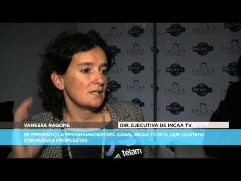 INCAA TV presentó su programación 2015