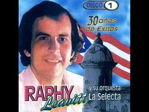LA CUNA BLANCA  RAPHY LEAVITT  ORQ  LA SELECTA