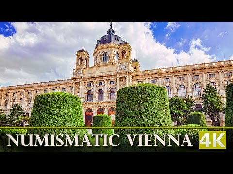 CoinWeek: Numismatic Vienna: A Visit to the Austrian National Numismatic Collection - 4K Video