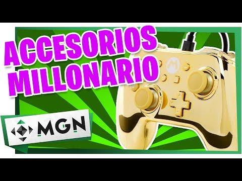 5 Accesorios Gamer Para Esta Navidad: Edición Millonario   MGN