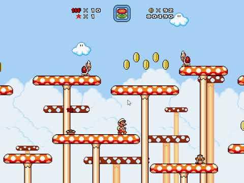 Super Mario Bros  X (SMBX) by 38A (v1 4 5) - The Invasion