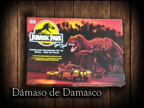 Unboxing Jurassic Park Juego De Mesa Espanol Juguemos 71 Youtube