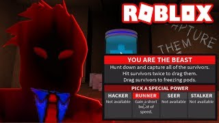 WHAT ARE THE BEAST PERKS AND WHEN WILL WE SEE THEM IN ROBLOX FLEE THE FACILITY???