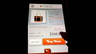 Review of Pounce Shopping App Thumbnail