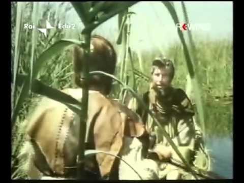 ENEIDE - Enea incontra Evandro - regia di Franco Rossi, Rai 1971