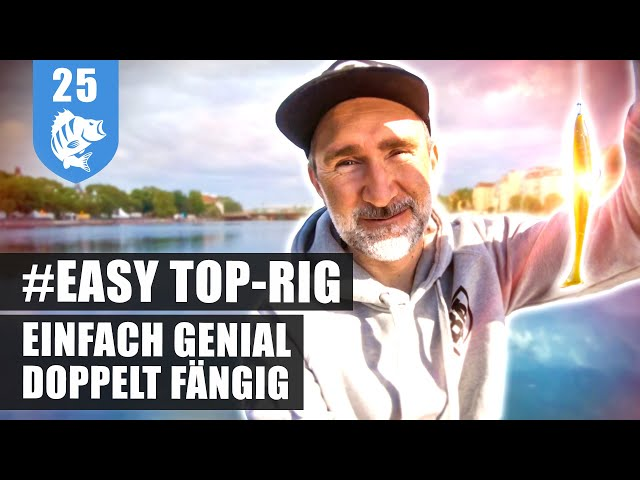 EASY TOP-RIG: Topwater-Maschine für BASCH & CO.