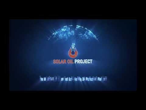 Solar Oil Project - 3 min overview