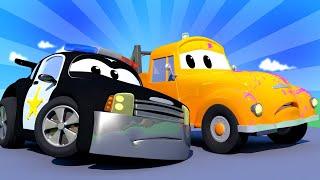 Кто-то ездит слишком быстро в Автомобильном городе! - Автомобильный Город