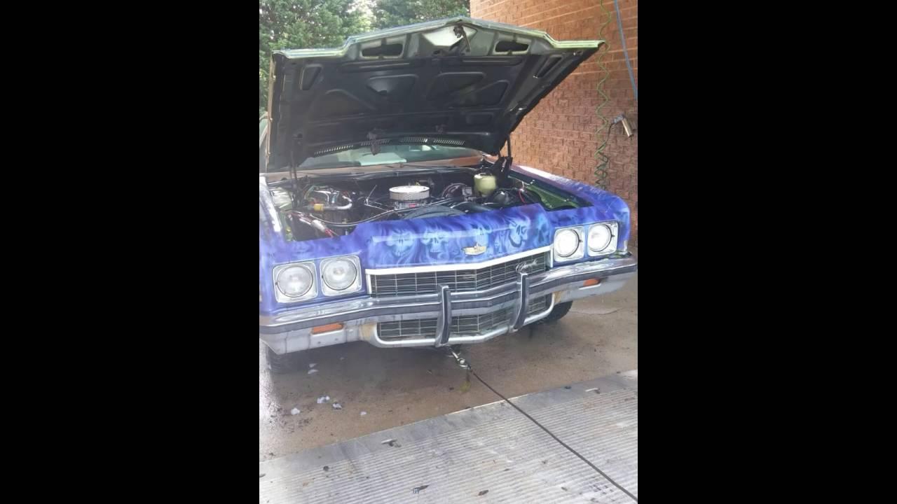 1972 Chevy Caprice 2 Door 350 350Turbo. Cammed, Holly Carb, body needs tlc. $4000.00 33620112zero2 #