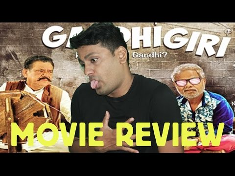 Gandhigiri Full Movie Review Feat Om Puri | Sanjay Mishra