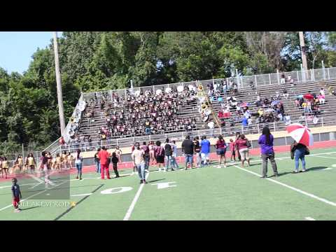Jefferson Davis Vs. Whitehaven High School - 2017