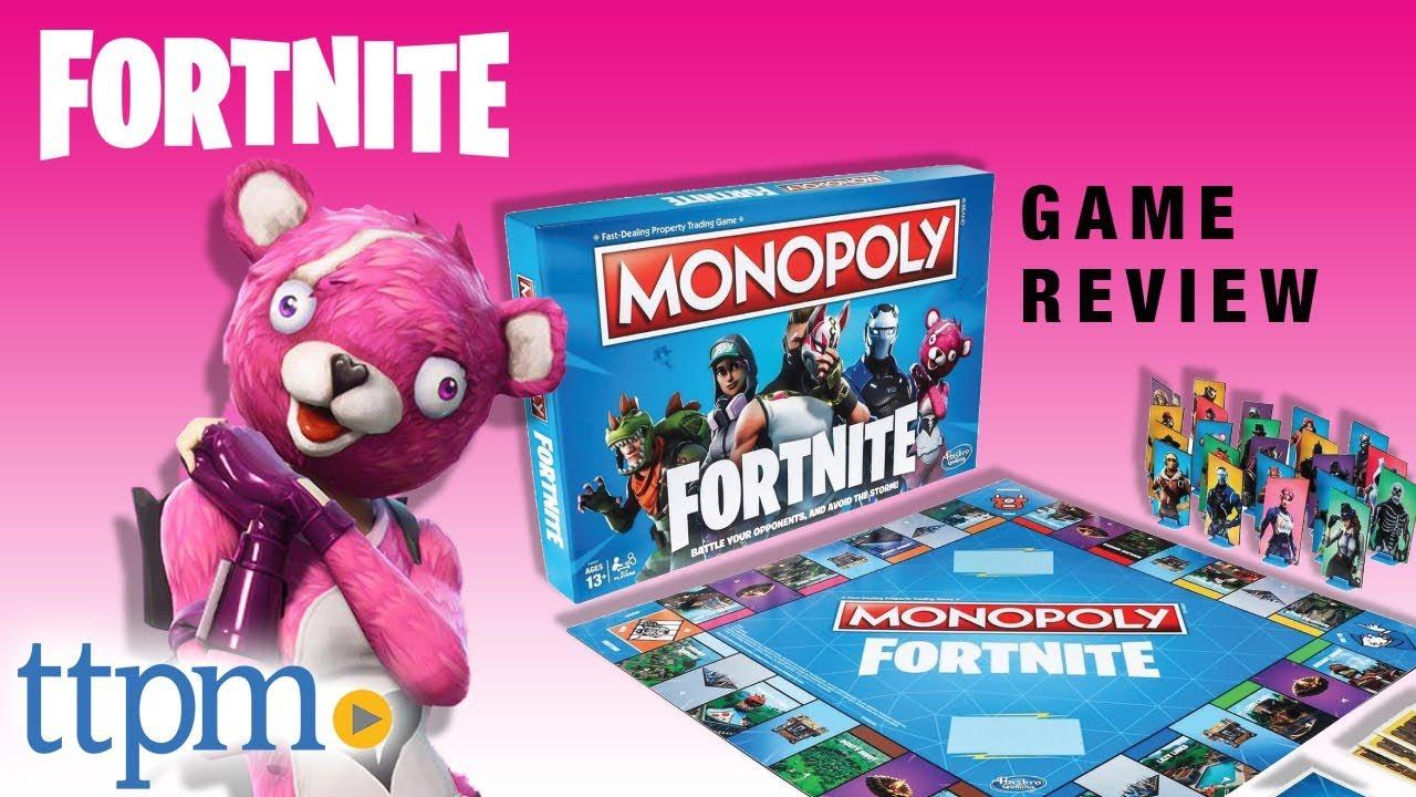 toyreviews toys ttpm - fortnite monopoly money