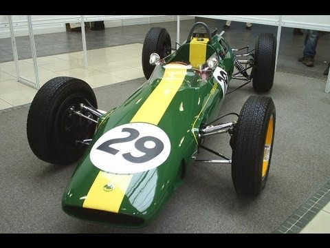 Classic Team Lotus - Race Retro 2013